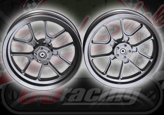 Mag Pit Bike Wheels