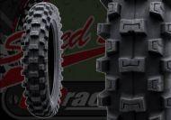 """Tyre. Michelin. 80/100-12"""" Starcross 5 Mini. Rear"""