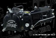 160cc. Engine 2 Valve. 18BHP. OORacing. Charger 1360