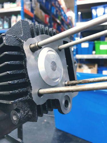 C90 race cylinder and piston kit 12V CDI engines