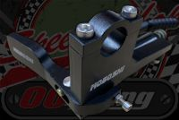 Master cylinder. CNC Thumb brake type