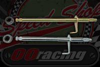 Gear selector shaft semi auto 3 or 4 speed 2 lengths