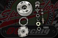 Clutch kit complete semi auto 50cc to 125cc kit