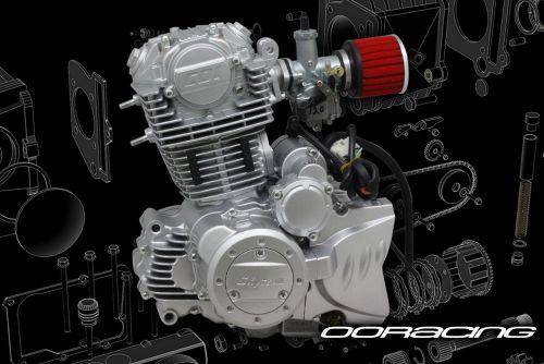 300cc. Engine ACE. Over Head Cam (OHC)