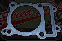 Gasket, base cylinder Z190 steel