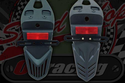 Mudguard. Fender. Splash guard. Enduro. Universal