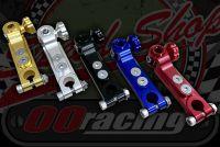 Arm brake. CNC. Built in adjuster and clevis. Adjustable ratio.