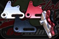 Brake calliper mount universal CNC alloy 15mm axle