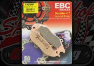 Brake pads FRONT EBC HH Sintered pads suitable for Honda MSX Grom 125