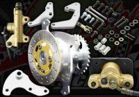 Disc conversion rear brake kit DAX ST Chaly