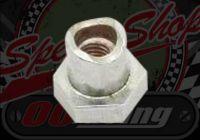 Nut. Brake rod adjuster. M6. Standard type fitment
