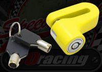 Lock Disc brake. Mini for small engine bikes