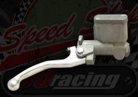 Brake. Master cylinder. Front. Mid size tip down lever