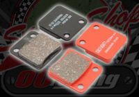 Pads rear EBC suitable for Madass 125 and 50cc with HYD rear brake