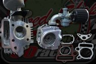 C90 Tuning top end upgrade kit with carb kit 19mm