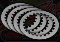 Clutch steel drive plates 1.6mm Z190
