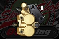 Caliper brake twin pot stock for ACE 50 & 125 model.