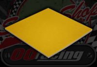 Air filter foam cut to size Dual compound 300mm x 300mm 11mm thick