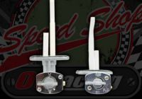 Tap. Fuel. Suitable for use with the pit bike type tanks NEW SHORT AND TALL OPTION