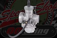 Carb 28mm or 30mm PE style carb with jet selection
