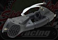 Air Box. Stock. Suitable for madass 125 (damaged lugs)