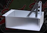 Sump tray for race bikes fits the common range of engines