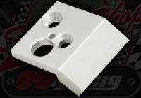 Steering lock bracket CNC suitable for Monkey or Dax