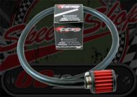 Breather Kit. 10mm. Ideal for rocker cover engine breather