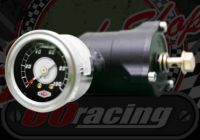 Filter. Oil. Pressure gauge included