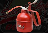 Oil can 500ml with flexi end