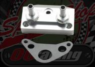 Cooler. Oil. Take off plate. High flow. CNC. R11 racing range