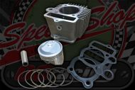 Cylinder kit 52mm Alloy 88cc High comp kit