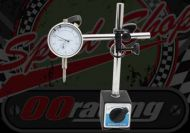 Tool. Dial gauge with stand and magnetic base