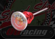 Dip stick. Inc Temp gauge. Secondary or Primary clutch engines. 0-100c