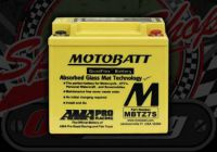 Battery. 12V. MBTZ7S. Replaces CT5L-BS, CTX5L-BS, CT6B-3 AND CTZ-7S. Premium quality battery