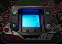 Clock. Speedo. Suitable for madass 125. Direct fit. Plug, Program & play X1