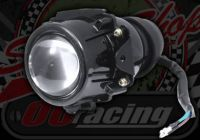 Head lamp projector LOW beam 55W H3 type with side/pilot light suitable for Madass 125