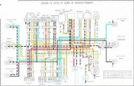 Loom Wiring diagram in colour A4 MONKEY