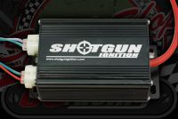 CDI. SHOTGUN IGNITION BOX 12V D/C powered. CDI and COIL in 1 box.