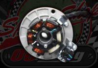 Gen. Stator plate. Super spin. 12V. SPLIT PHASE. A/C D/C