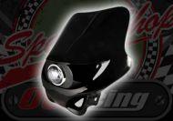 Head lamp endurance Magnified Halogen 12V