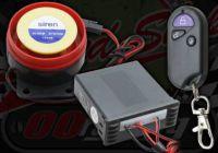Alarm micro kit 12v  120Db and remote
