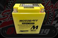 Battery. 12V. MotoBatt Quadflex. MB3U. Replaces. CB3L-A, CB3L-B
