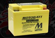 Battery. 12V. MBTX4U. Replaces CTX4L-BS & YTX4L-BS. Premium battery