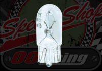 Bulb. 12V 3W. Speedo or Dash back or warning light
