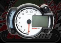 RX2nr Race Gauge