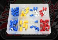 CRIMP TERMINALS PACK (82PCE)