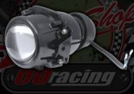 Head lamp projector High beam 55W H3 type suitable for Madass 125