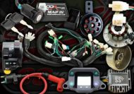 Loom Electrics kit. Put your bike on the road. 100W 3 phase. SS3