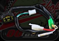 Loom. Wiring harness New Zongshen Z125 engine